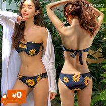 Flower Patterns Bikinis
