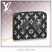 Louis Vuitton ZIPPY COIN PURSE Monogram Unisex Coin Purses