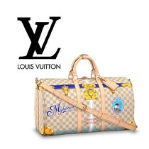 Louis Vuitton DAMIER AZUR 1-3 Days Carry-on Luggage & Travel Bags
