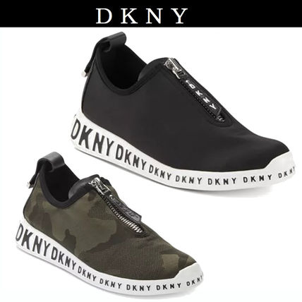 DKNY 2019-20FW Camouflage Casual Style
