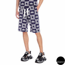 Dolce & Gabbana Printed Pants Monogram Shorts