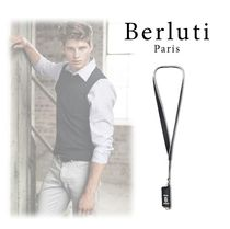 Berluti Leather Necklaces & Chokers