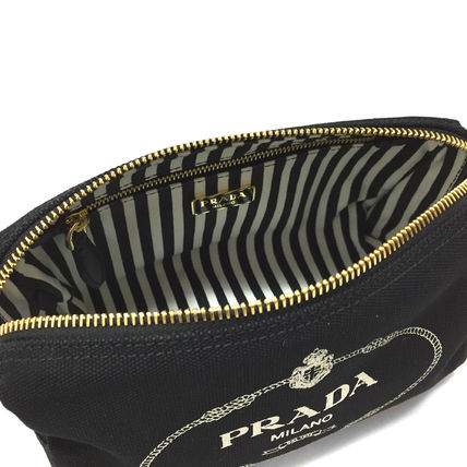 PRADA Pouches & Cosmetic Bags Pouches & Cosmetic Bags 5