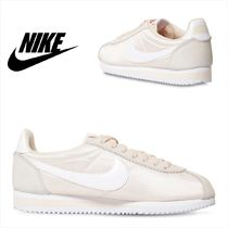 Nike CORTEZ Casual Style Unisex Plain Low-Top Sneakers