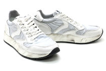 VOILE BLANCHE Street Style Leather Sneakers