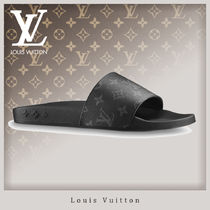Louis Vuitton MONOGRAM Monogram Shower Shoes Shower Sandals