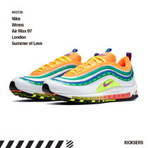 Nike AIR MAX 95 Unisex Street Style Collaboration Low-Top Sneakers