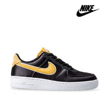 Nike AIR FORCE 1 Casual Style Street Style Plain Low-Top Sneakers