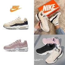 Nike AIR MAX 95 Casual Style Street Style Plain Low-Top Sneakers