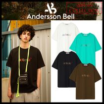 ANDERSSON BELL Unisex Street Style T-Shirts