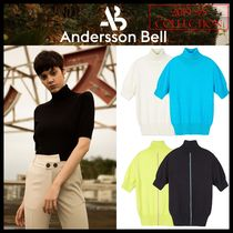 ANDERSSON BELL Casual Style Street Style Sweaters