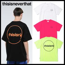 thisisneverthat Street Style T-Shirts