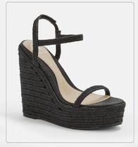 Missguided Open Toe Casual Style Plain Platform & Wedge Sandals