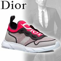 145e4a24fb7 DIOR HOMME Blended Fabrics Street Style Sneakers