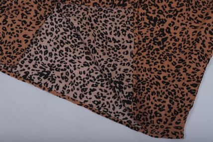 Shirts Leopard Patterns Short Sleeves Shirts 9
