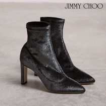Jimmy Choo Suede Ankle & Booties Boots