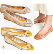 Tory Burch Leather Elegant Style Pumps & Mules
