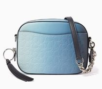 Coach Street Style Shoulder Bags