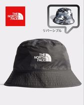 THE NORTH FACE Unisex Street Style Bucket Hats Wide-brimmed Hats