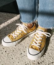 CONVERSE ALL STAR Casual Style Low-Top Sneakers