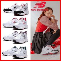New Balance Casual Style Unisex Street Style Low-Top Sneakers