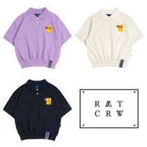 ROMANTIC CROWN Street Style Polo Shirts