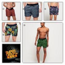 Superdry Street Style Plain Beachwear