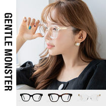 Gentle Monster Unisex Street Style Optical Eyewear