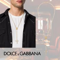 Dolce & Gabbana Street Style Necklaces & Chokers