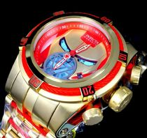 INVICTA Street Style Collaboration Analog Watches