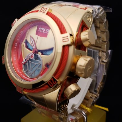 Street Style Collaboration Analog Watches