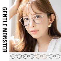 Gentle Monster Unisex Street Style Eyeglasses