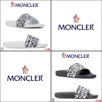 MONCLER Shower Shoes Flat Sandals