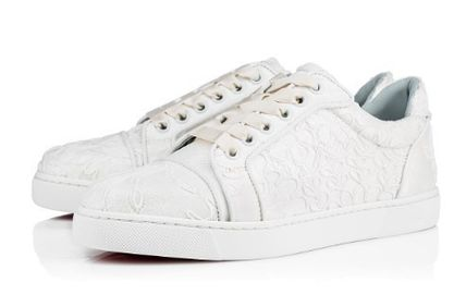 info for ee14c 60619 Christian Louboutin 2019 SS Casual Style Low-Top Sneakers (1191574WH19)