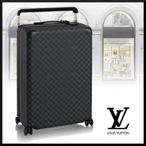Louis Vuitton DAMIER GRAPHITE Unisex 5-7 Days Hard Type Luggage & Travel Bags