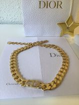 Christian Dior Costume Jewelry Casual Style Chain Formal Style