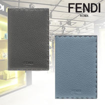 FENDI SELLERIA Unisex Passport Cases