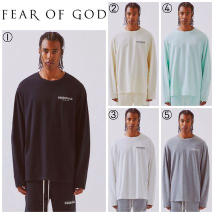 FEAR OF GOD Long Sleeve Long Sleeves Long Sleeve T-Shirts
