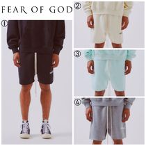 FEAR OF GOD Street Style Shorts