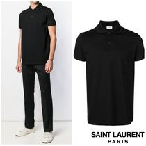 Saint Laurent Polo Shirts