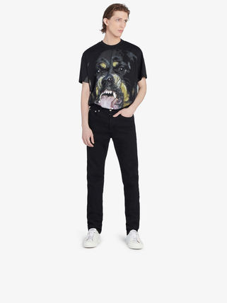 GIVENCHY Crew Neck Crew Neck Pullovers Street Style Other Animal Patterns 4