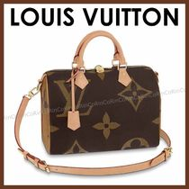 Louis Vuitton SPEEDY Monogram Boston & Duffles