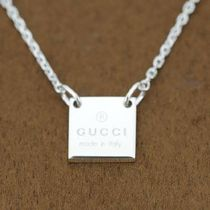 GUCCI Collaboration Silver Necklaces & Chokers