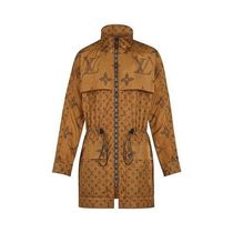 Louis Vuitton Monogram Blended Fabrics Long Outerwear