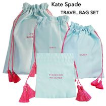 kate spade new york Fringes Travel Accessories