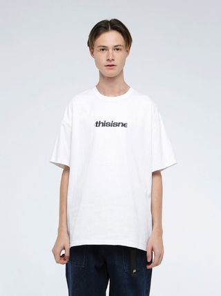thisisneverthat More T-Shirts Unisex Street Style Cotton T-Shirts 11