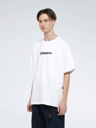 thisisneverthat More T-Shirts Unisex Street Style Cotton T-Shirts 12