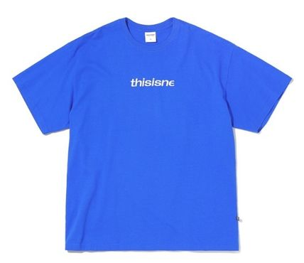 thisisneverthat More T-Shirts Unisex Street Style Cotton T-Shirts 18