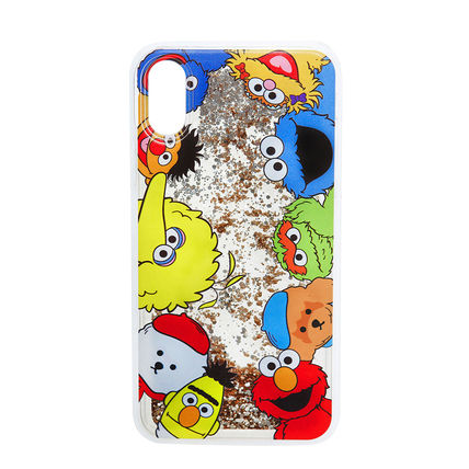 Unisex Street Style Collaboration Silicon Smart Phone Cases