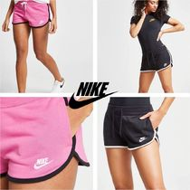 Nike Short Casual Style Street Style Cotton Denim & Cotton Shorts